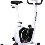 Hammer Heimtrainer Cardio T1, Weiß/schwarz, 4851