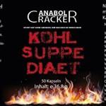 Kohlsuppe Diät, 50 Kapseln Abnehmen / Fatburner mit wichtigen Vitaminen