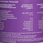Best Body Nutrition Essential VitalDrink Holunder, 1:80, 1er Pack (1 x 1000 ml)