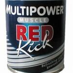 Multipower Mineral-Drink-Powder Red Kick, Original (Multifrucht), 500g Dose