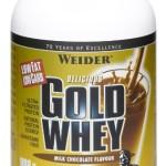 Weider Gold Whey, Schoko, 908 g