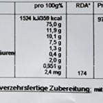 Mammut Formel 90 Protein, Erdbeere, Eiweißshake, Wheyprotein, 1er Pack (1 x 1 kg)