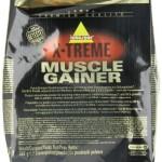 Inko X-Treme Muscle Gainer, Schoko, 1er Pack (1 x 500 g Beutel)