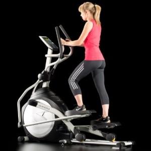 Skandika Crosstrainer CardioCross Carbon