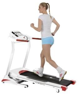 Fitness zuhause Laufband